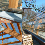 Wooden Glass Greenhouse Glasshouse Hothouse Glasstube Gaanderen