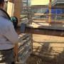 glasstube beeldenkas houten kas plantenkas wintertuin glazenkas houten greenhouse glazen glas hout houtconstructie houtbouw houtskelet modern serre wooden glasshouse wood structure, construction box prefabricated stainless mounting brackets fasteners